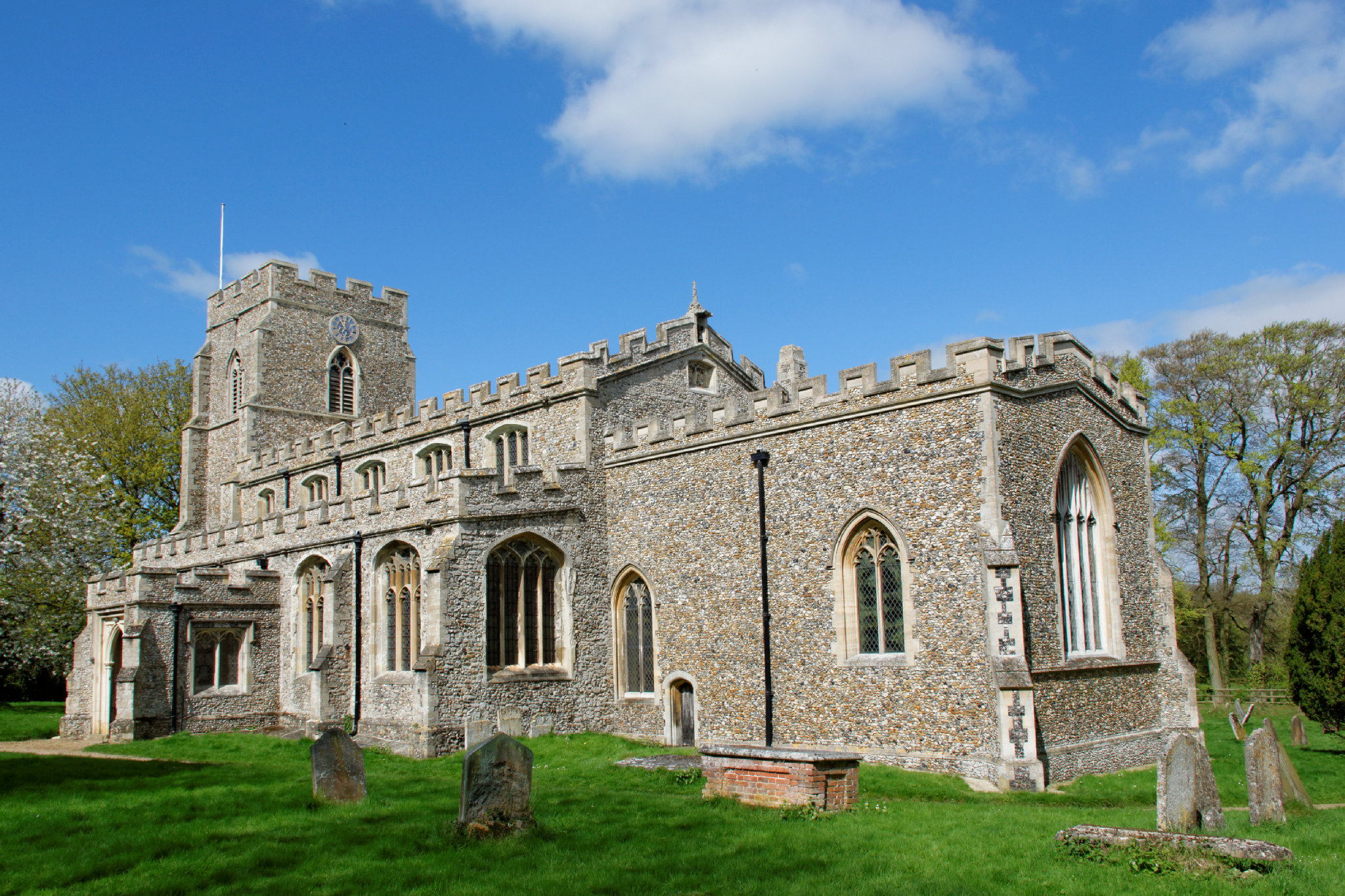 Clavering - St Mary & St Clement
