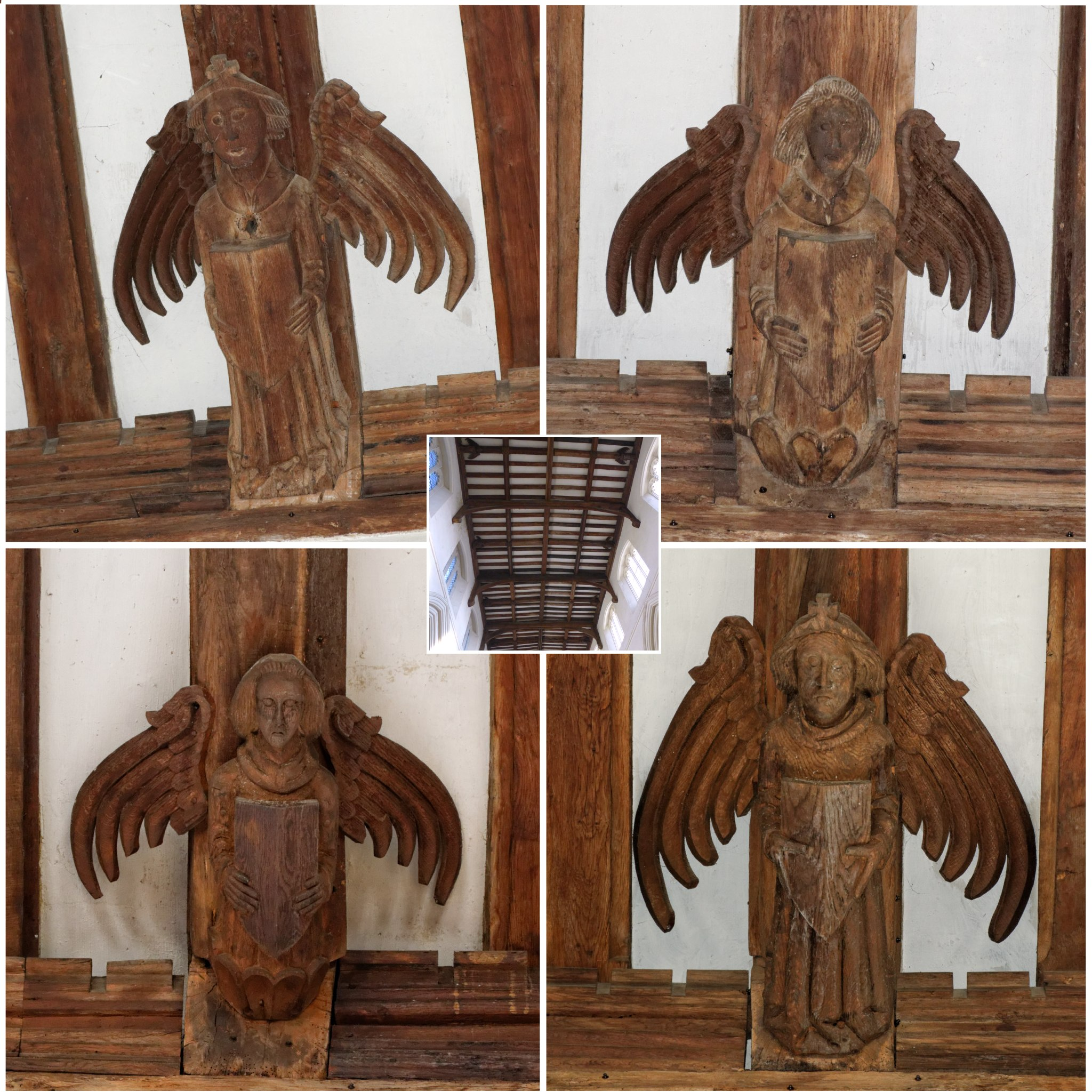 Stebbing Roof Angels