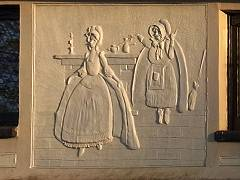 Blackmore Frieze