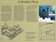St Botolphs Priory