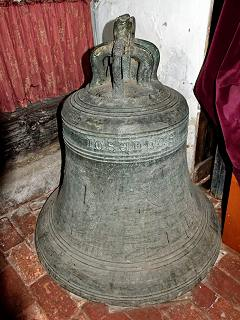 Stanford Rivers - 1609 bell by Joseph Carter