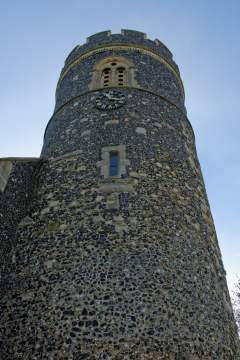 South Ockendon Round Tower